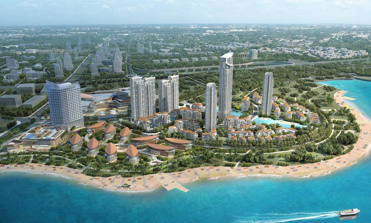 莱尔斯特中标ioi棕榈城项目图1