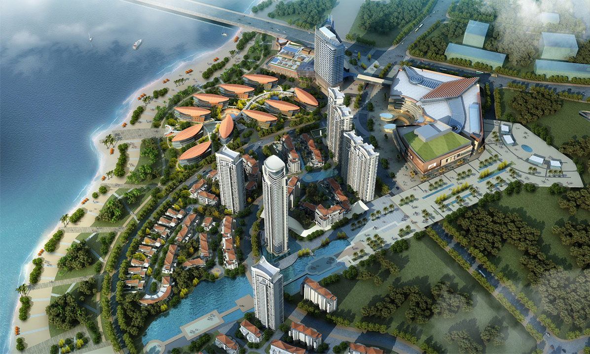 莱尔斯特中标ioi棕榈城项目图2