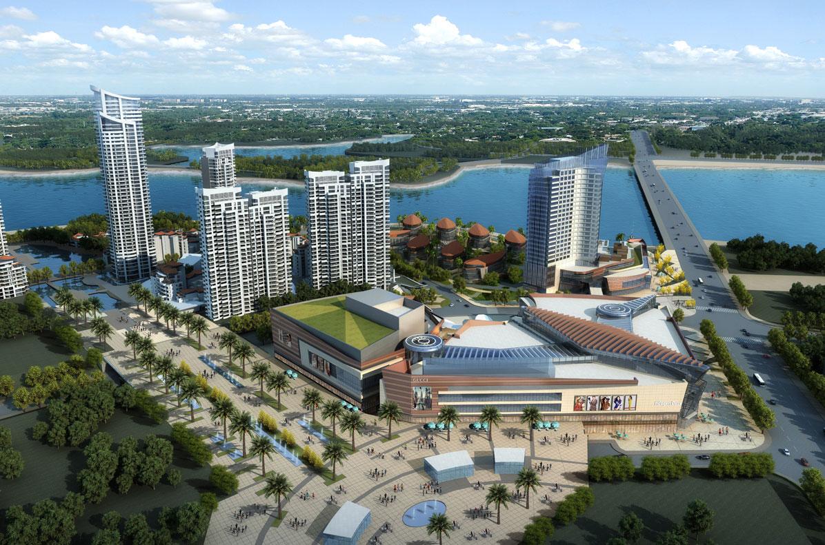 莱尔斯特中标ioi棕榈城项目图4