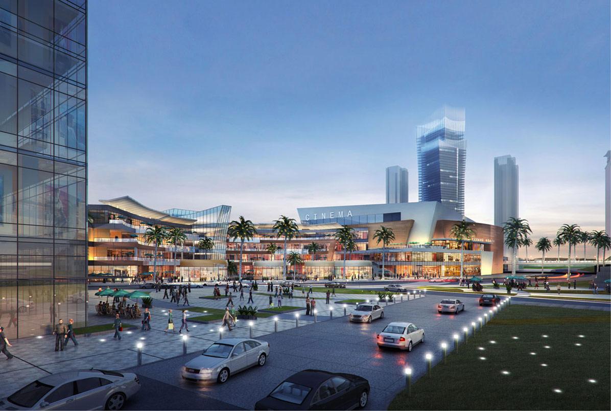 莱尔斯特中标ioi棕榈城项目图6