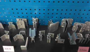 莱尔斯特材料配件:光伏配件系列