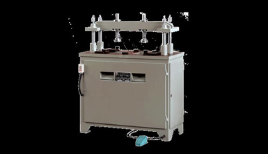 多工位平台式液压冲床