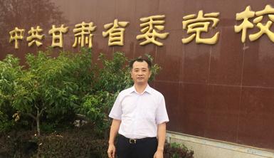 莱尔斯特董事长廖志南赴中共甘肃省委党校学习交流