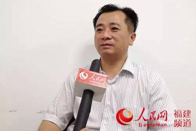 莱尔斯特廖志南先生接受人民网福建频道厦门视窗专访