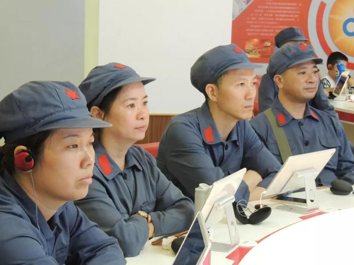 井岗山革命传统教育培训_图10