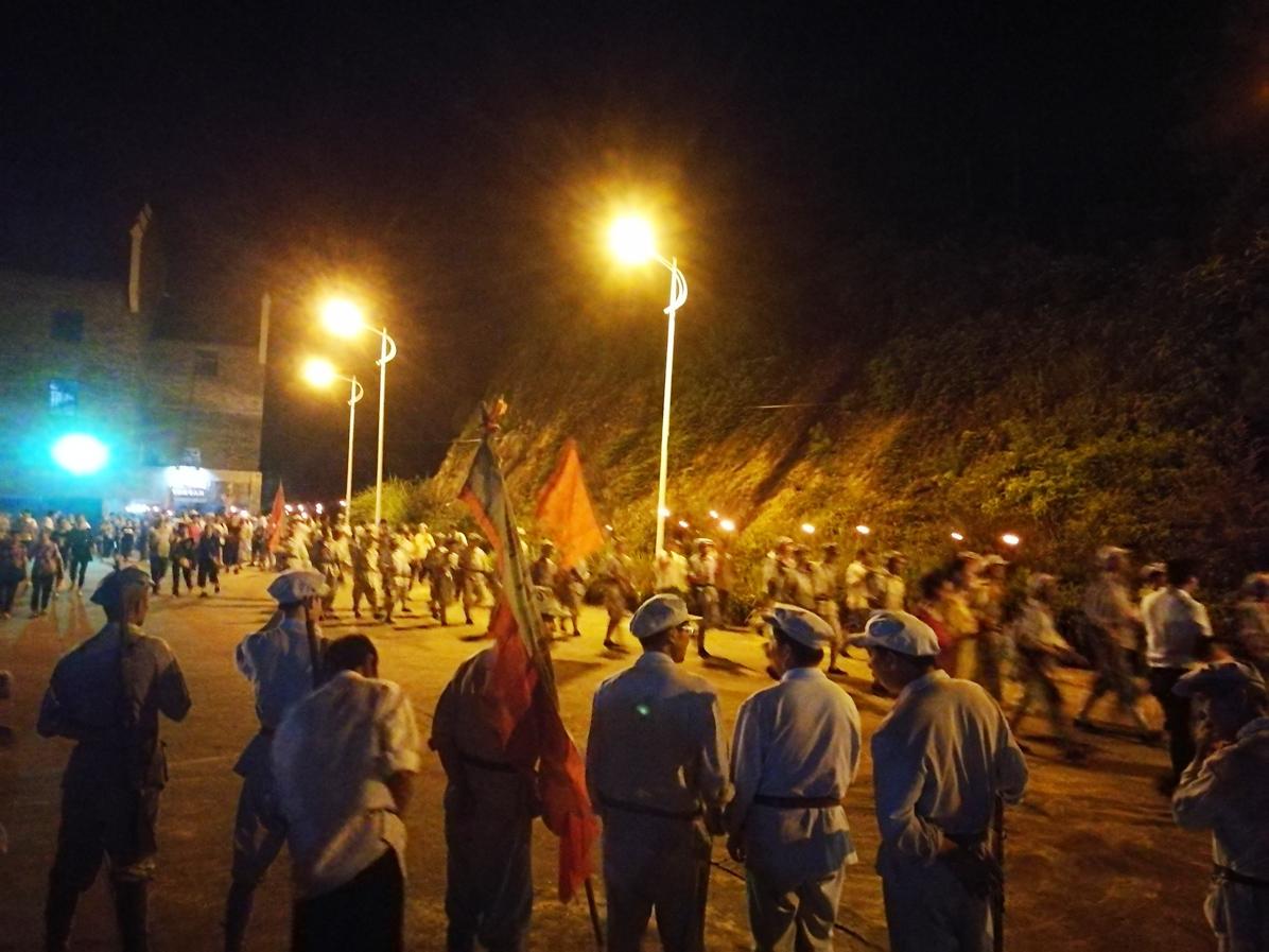 井岗山革命传统教育培训_图23