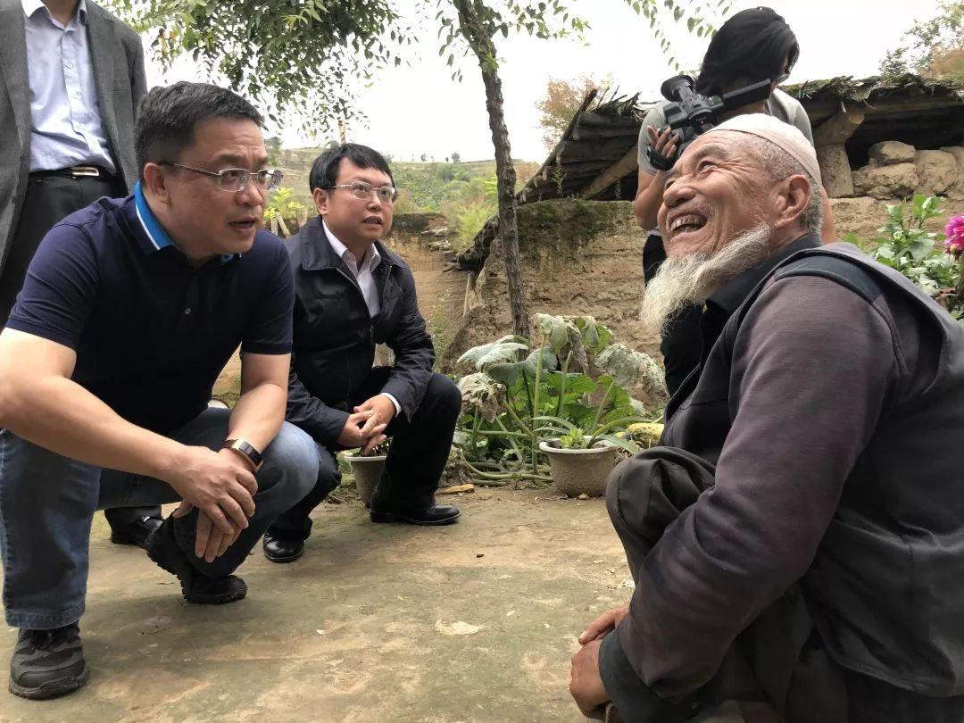 莱尔斯特_甘肃临夏州扶贫之行_图38