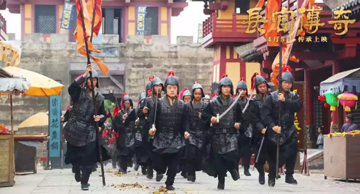《长官传奇》首映礼_图11