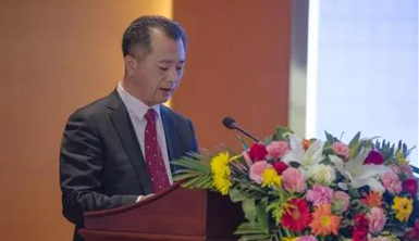 新闻网报道:临夏回族自治州福建商会成立 廖志南当选首届会长